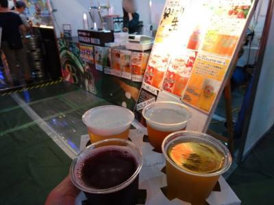 2015けやきひろば秋のビール祭り