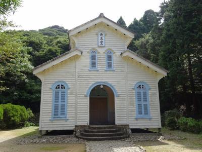 五島列島 教会を訪ねて その1
