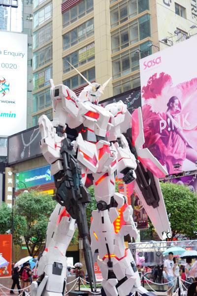 大好きな香港へ2015 香港島 を満喫した夏! Vol.6 銅鑼湾 ハイサンプレイス(Hysan Place) ~ タイムズ・スクエア(Times Square) ! 【2015年8月13~2015年8月16日】