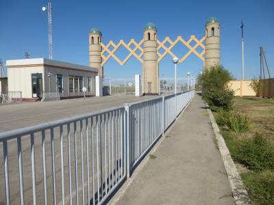 SWウズベキスタン&トルクメニスタン(1) 仁川、タシケント、ウルゲンチを経てトルクメニスタンへ