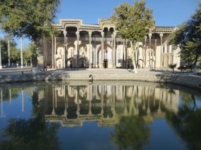 SWウズベキスタン&トルクメニスタン(4) ブハラ
