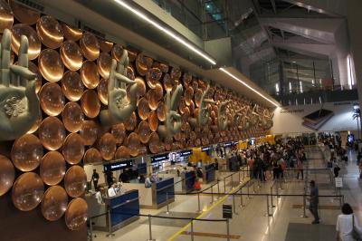飛行機に乗れない!?恐怖のエア・インディアで行くインド旅行①
