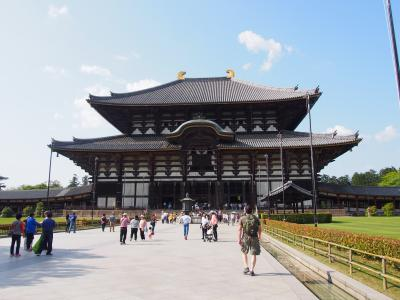 2015年4月 京都&奈良旅行記④ 奈良 世界遺産 東大寺