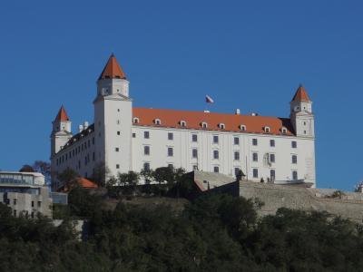 3泊5日 ☆ 中欧3国の首都を駆け巡りの旅 スロバキア・ブラチスラバ編