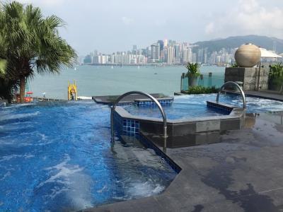2015☆9月  香港…インターコンチネンタルとフォーシーズンズ  NO2
