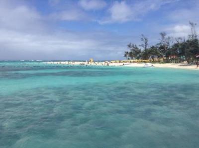 初のサイパン旅行(前半)ハイアットリージェンシー泊☆マニャガハ島とジョイフルディナーショー☆