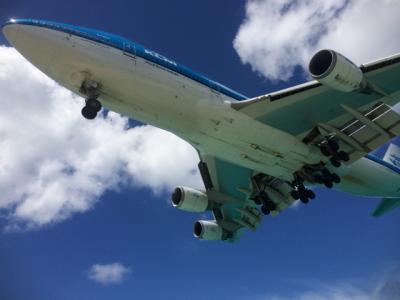 おじさんぽ・おばさんぽ ~カリブ海に飛行機の「おなか」を見に行く旅~ Day5・6 カンクンからセントマーチンへの果てしない道のり!