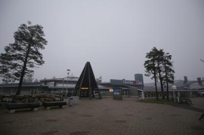 2015年シルバー・ウィークはオーロラを求めてフィンランドへ行きましたが、霧でした (1) サーリセリカ編