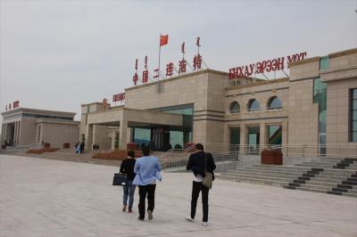 「Haruka in China (北京、エレンホト)& Mongolia(ザミンウード)」vol.3 モンゴル国へ日帰り旅(前)