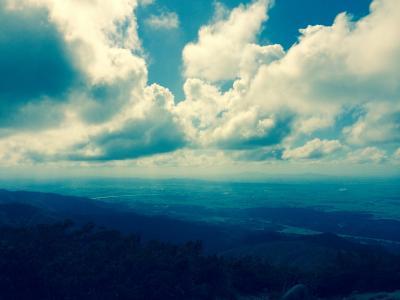 山登り復活第1号は五頭山