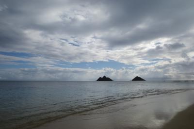 初ハワイ子連れで満喫3泊5日弾丸ツアー2(ラニカイビーチ編)