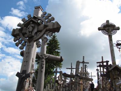 バルト三国 4 ~十字架の丘とリガ~
