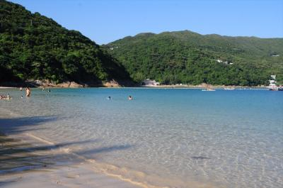 香港★海が見たくて清水湾