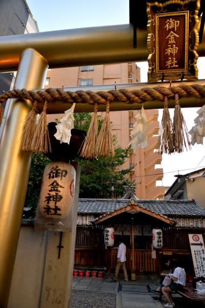 2015年8月京都一泊旅行(8月の京都は、暑い日はタクシー観光で涼しく・鱧で満腹・保津川下りも気持ち良い)
