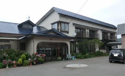 鈍行列車の北日本旅・その8.女将さん、ただいま!「民宿・赤坂田」に泊まる。