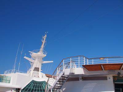 大型クルーズ客船 Voyager of the Seasで 6日間のクルーズへ!Day4