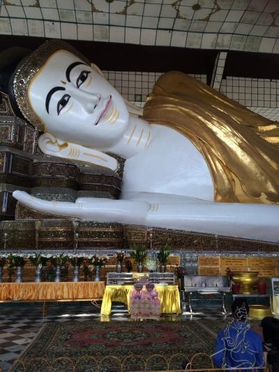 ミャンマー2日目① ビルマの竪琴の舞台バゴーへ