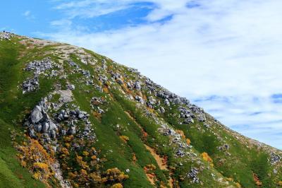 今年の紅葉旅行記は雲の上から~千畳敷カール~