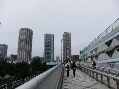 下町の東京散歩−−その一