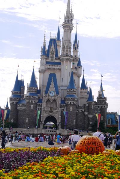 352-シルバーウイークは東京へ、もちろんディズニーランドへ行ったべさ!…2日目はディズニーランド