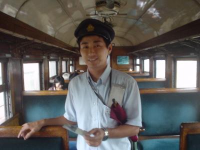 ≪俺たちゃ『ポッポ屋』だ~い!≫15人のおっさん、嵐・櫻井翔君も行ったSL乗車体験に行くの巻~♪