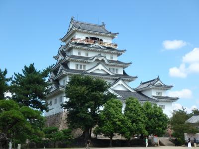 日本100名城を巡る旅vol.9 ~福山城と広島城~