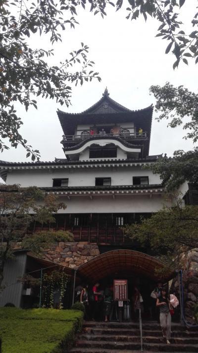 犬山城に行ってきた