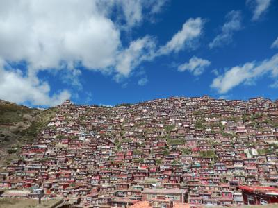 I. 東チベット祈りの地を求めて~ラルン・ガル・ゴンパへ