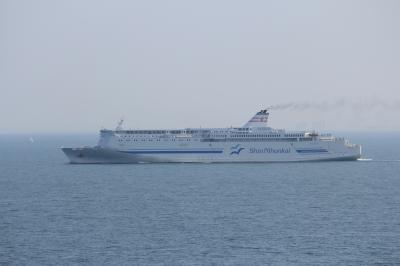 シルバーウィーク満喫 新日本海フェリーで行く北海道10日間の旅 その1 フェリー編