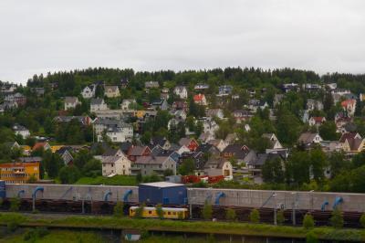 ノルウェイ・スウェーデン水辺の旅3 北の港町ナルヴィーク