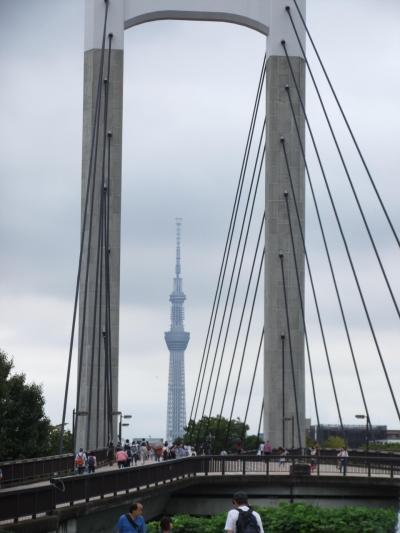 下町の東京散歩−−その二