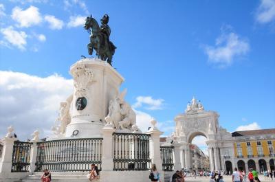 夏旅は初ポルトガル03★リスボン★とうとうポルトガル到着!