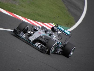 2015年9月 F1日本GP(鈴鹿) 土曜日 フリー走行3、予選