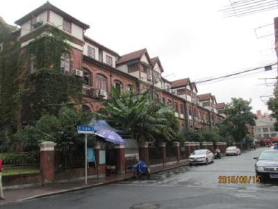 上海日本租界の長春路・歴史建築