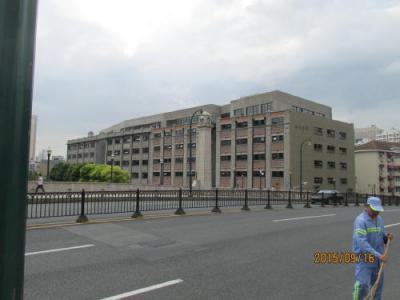 上海日本租界の四行倉庫。抗戦紀念館。