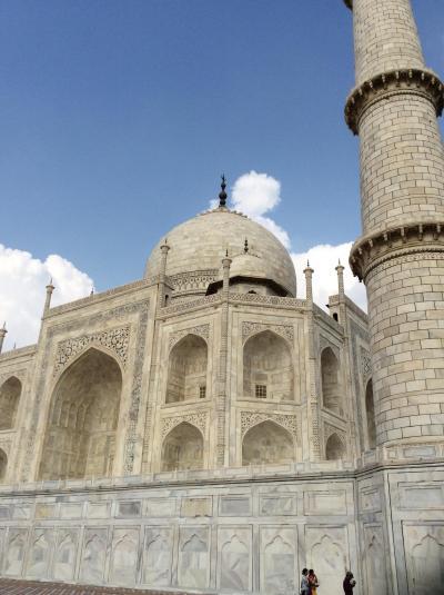 インド=イスラーム文化の最高傑作!愛の建造物「タージ・マハル」②