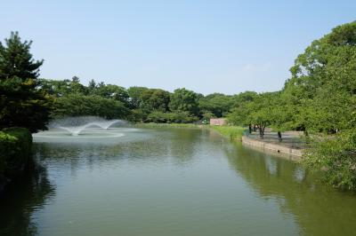 名城公園を訪れました