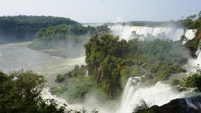 2度目のイグアスもやっぱり素晴らしかった(アルゼンチン側)-ビジネスクラスで行く地球一周★の旅-【Argentina・Iguazu】