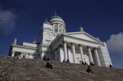 2015年シルバー・ウィークはオーロラを求めてフィンランドへ行きましたが、霧でした (3) ヘルシンキ編