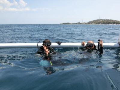ギリ島ダイビング