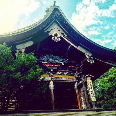 宝登山神社   やっぱり一緒に来てたんだね