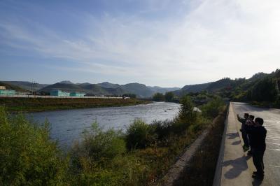 中国 吉林省 長白山風景区~鴨緑江~白山市長白朝鮮族自治県 望天鵝風景区