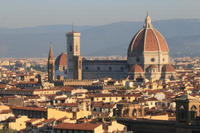 イタリア観光旅行(フィレンツェ)