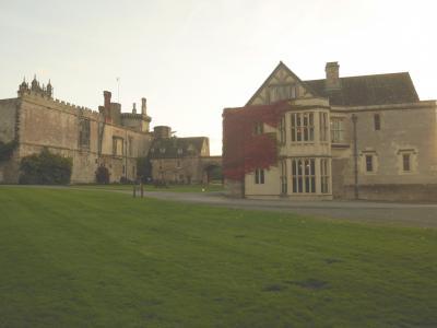 10回目の英国~第2の故郷へ里帰り☆4日目ラピュタBigPitと古城ホテルThornbury Castleに宿泊~⑤