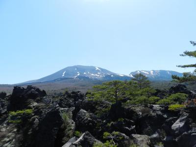 『鬼押出し園』 浅間山もとても綺麗に見えました~♪◆2015GW・群馬県&長野県の滝めぐり≪その9≫