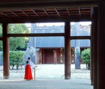 高浜人形小路と熱田神宮