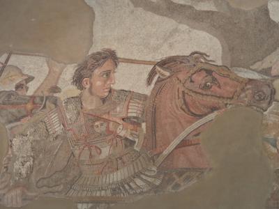 2015ナポリ、エルコラーノ・国立考古学博物館編(2000年前にどっぷり浸ろう②)