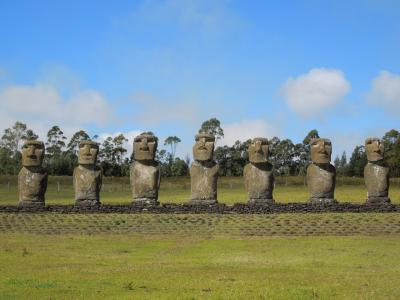 南米3週間旅行*その5 イースター島