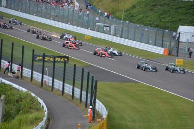 F1 日本GP 2015