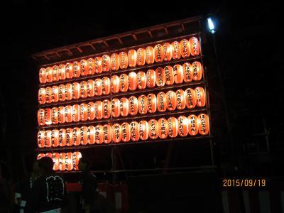 2015年伊香保祭り